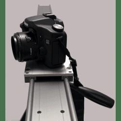 Rail Photo IGUS pour équipements légers