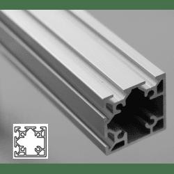 Aluminium Profile 6mm Slot 40x40