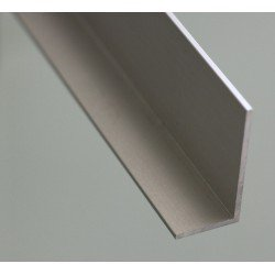 Profilé aluminium en L 150x150