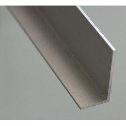 Profilé aluminium en L 20x40