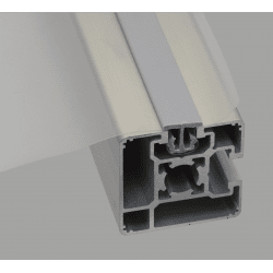 Fabric holder clip – for 6mm slot profile