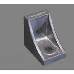 Fastening bracket for 10mm profiles – for 50 series