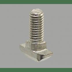 Boulon marteau M8x25 pour profilés à fente de 10 mm