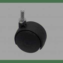 Wheel for light load - M6 Thread