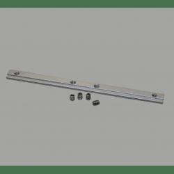 Ecrou long pour profilés 30x30 à fente de 8 mm