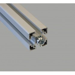 Vis centrale pour profilé à fente 8 mm