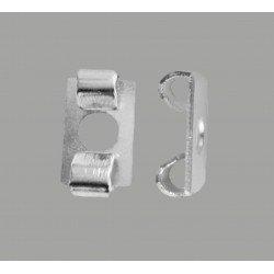 Plaquette anti-rotation pour profilés 30 fente 8 mm