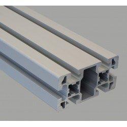 Aluminium profile 45x90 10mm slot