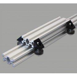 V-SLOT Aluminium profile 20x20 6mm slot