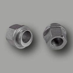 Aluminum Spacer 5.1 x 10 x 6 mm