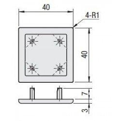 EMB-P6-4040-Gris