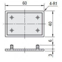 EMB-P6-4060-Gris