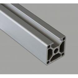 Aluminium profile 30x30 8mm slot