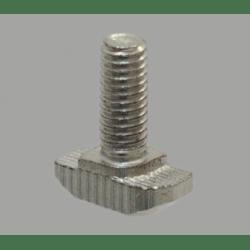 Boulons de fixation M6 à postmontage pour profilés à fente de 8 mm