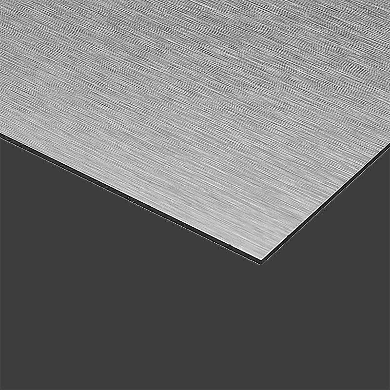Sandwich Aluminium brossé Ep.3mm (Alupanel/Dibond)